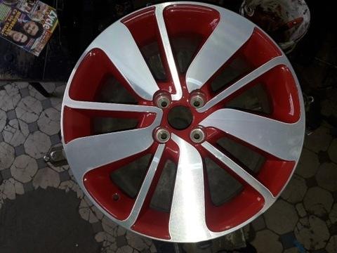 RENAULT CLIO CAPTUR DISCO ALUMINIO 7 X 17 4X100