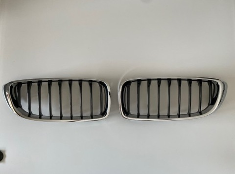 REJILLA DEL RADIADOR - REJILLAS BMW