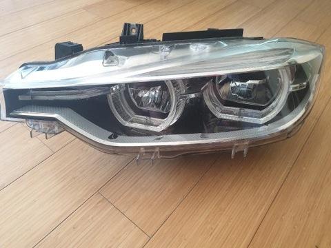ФАРА LED BMW F30 LCI ЛЕВА, фото