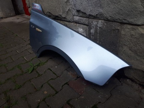 BMW X3 E83 КРЫЛО ПРАВЫЙBLUEWATHER METALIC