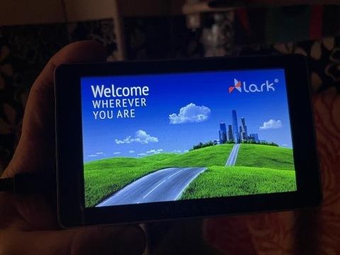 НАВИГАЦИЯ GPS LARK 50.6HD