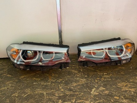 REFLEKTORY-LAMPY BMW G30/G31 ПЕРЕДНЯЯ FULL LED (СВЕТОДИОД )