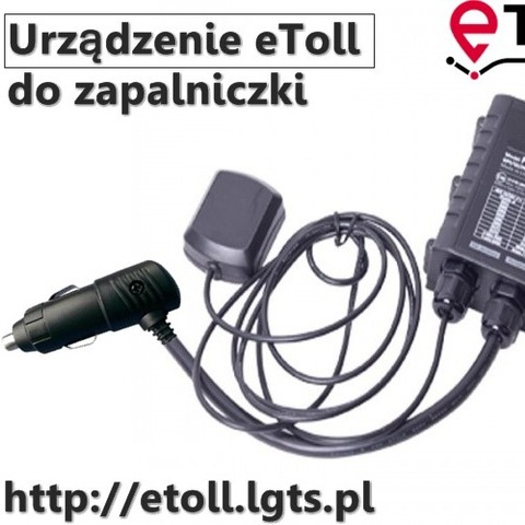 E-TOLL OBU FM-ECO4 ДЛЯ ГНЕЗДА ПРИКУРИВАТЕЛ