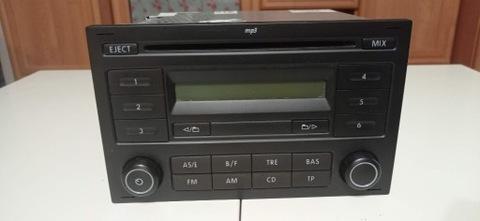 РАДИО АВТОМОБИЛЬНЫЙ ОРИГИНАЛ RCD 200 WV T5 MP3