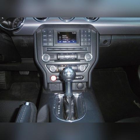 Ford Mustang SYNC 2 консоль навигация cd радио