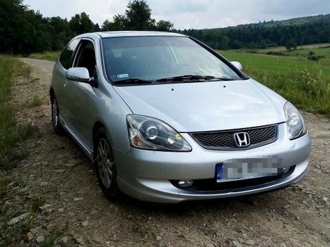 Honda Civic 1.6 vtec 2005