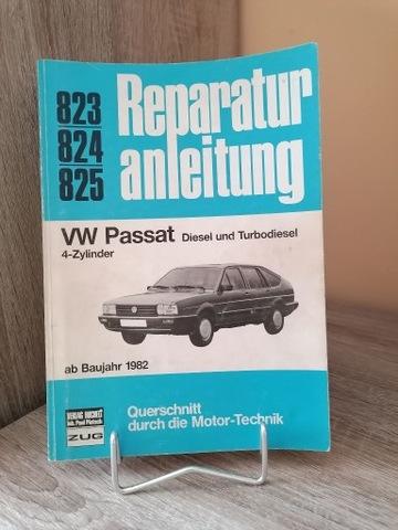 VOLKSWAGEN VW PASSAT  ДИЗЕЛЬ 4-ZYLINDER РЕМОНТ