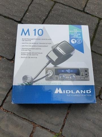 РАДИО CB MIDLAND M-10