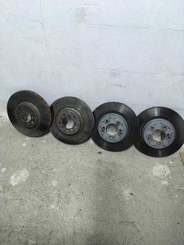 Тормозные диски BMW E46 M3 задняя 328/20мм как новые