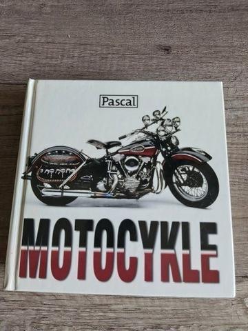 LIBRO ALBUM MOTOCYKLE