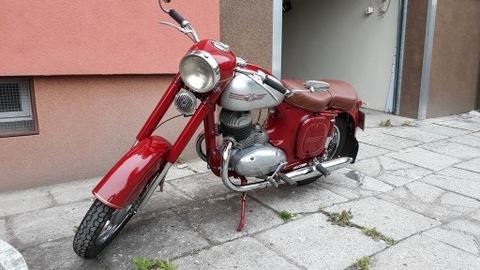 Ява 250 тип 353, Год выпуска 1961
