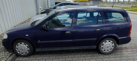 Opel Astra G II 2006