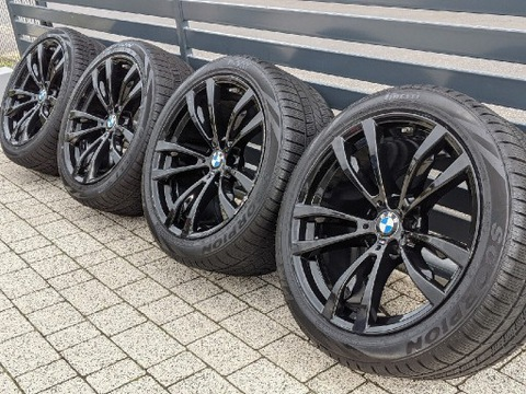 КОЛЕСА ДИСКИ BMW 20 ЦЕЛЫЕ X5 F15 X6 F16 M ПАКЕТ ЗИМА