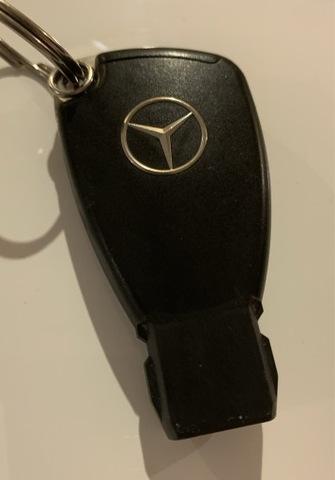 Ключ Mercedes W211, 210