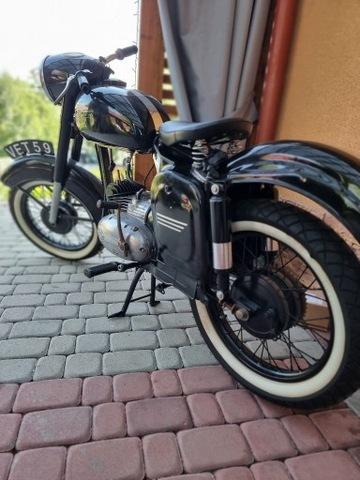 Jawa 123,  1959r