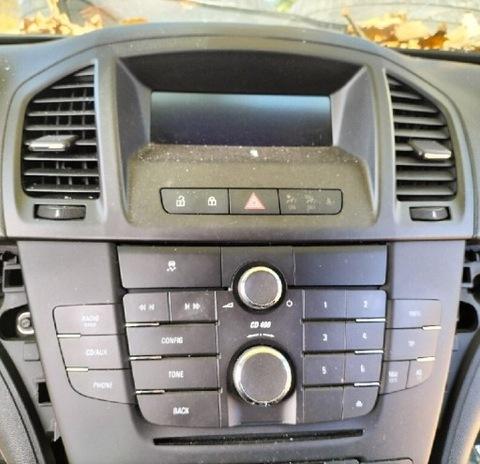 COMPUESTO RADIO CD400 INSIGNIA A 2010