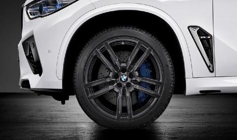 КОЛЕСА BMW X5M F95 X6M F96 21 ЦЕЛЫЕ 808M ЗИМА