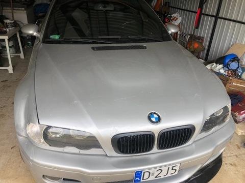 КАПОТ BMW E46 M3 ORGINALNA