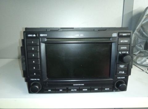 Радио Nawigacja Крайслер 300C