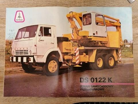 KAMAZ [1983] DS 0122K ZURAW AUTO PRZELAD.