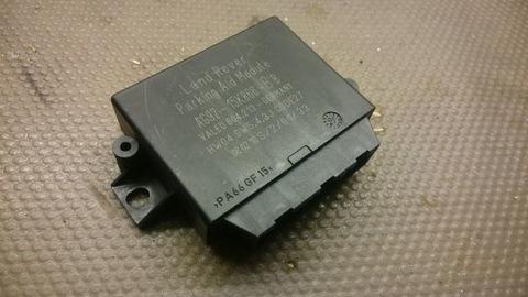 Freelander II 2, PDC, модуль датчиков парковки