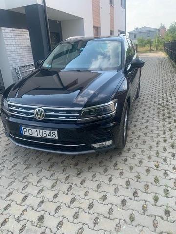 VW TIGUAN 2016 2.0TDI 150KM