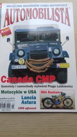 Automobilista  nr 62 - Canada CMP   (5/2005 }