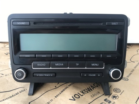 RADIO RCD 310 GOLF VI PLUS ESTADO PERFECTO !!!