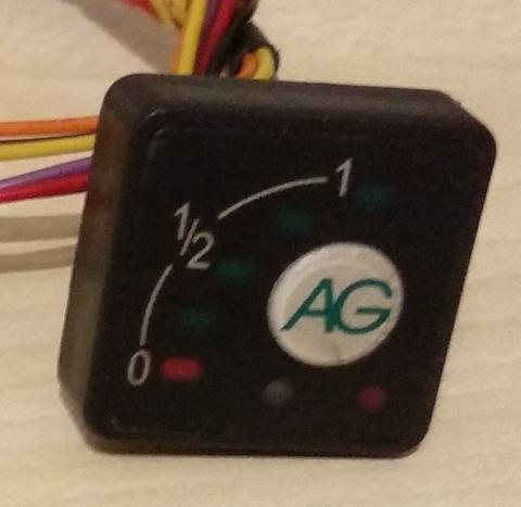 Переключатель газа ГБО AG SGI GFI