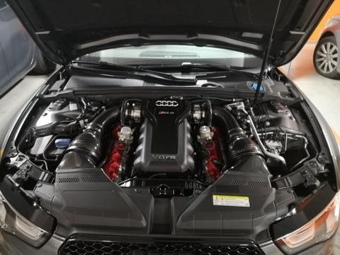 EVENTURI UKLAD ВПУСКА AUDI 8T RS5, RS4 - 4,2 V8 , фото