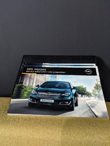 MANUAL MANTENIMIENTO OPEL INSIGNIA RESTYLING FORRO JUEGO