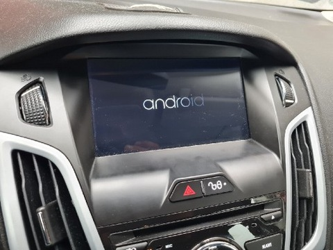 РАДИО FORD FOCUS MK3 NAVI ANDROID 9.0