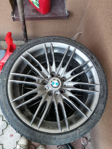 ДИСКИ 3 ШТУКИ 8.5J ET34 18 ЦЕЛЫЕ BMW