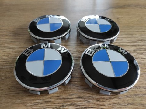 TAPACUBOS , KAPSLE BMW 68MM NUEVO JUEGO 4SZT.