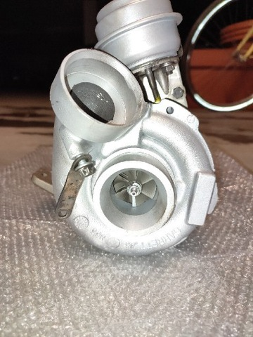 TURBINA MERCEDES W 203 2.2 CDI - MOTOR OM 611