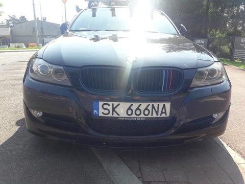 BMW E90 E91 KPL БАМПЕР ALPINA ORYGINALNY LAK. 475