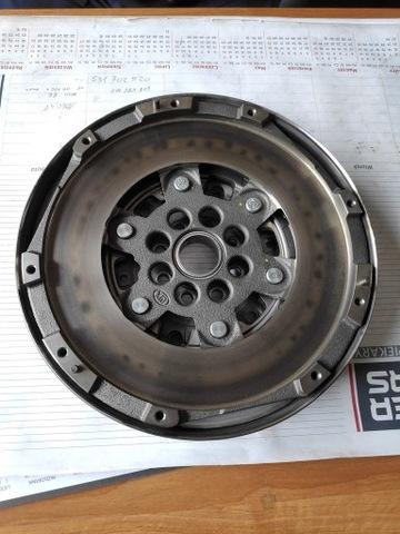 колесо двухмассовый, dwumasa Corsa C, D, Meriva, Astra,