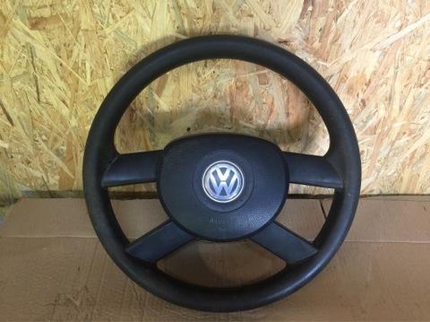 VW TOURAN POLO 9N РУЛЬ ПОДУШКА AIR BAG