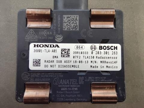 36801-TLA-A05 RADAR CONTROL DE CRUCERO HONDA CRV 2018 19 20