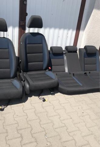 Комплект сидений VW Golf 6 -2013 Года-идеально !