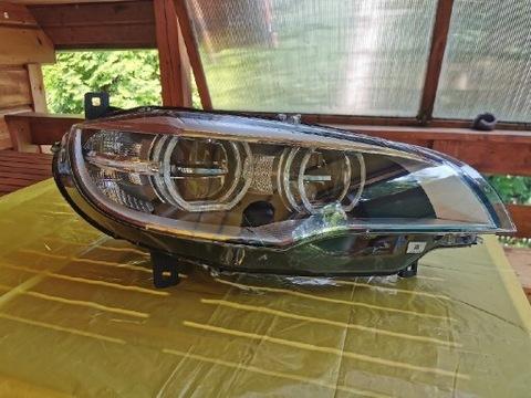 ФАРА BMW X6 E 71 PRAWA FULL LED (СВЕТОДИОД )