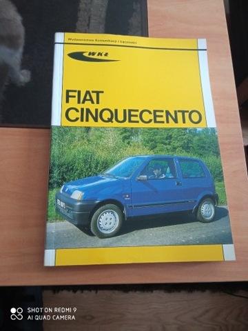 FIAT CINQUECENTO/SEICENTO СЕРВИС