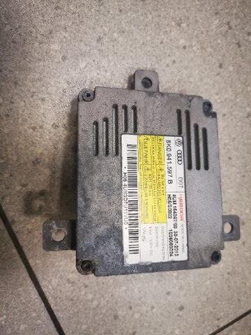 БЛОК РОЗЖИГА BI-XENON VW AUDI 8K0941597B Q7 Q5