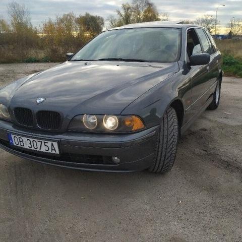 BMW E39 Touring  m54b22 zadbana! Możliwa zamiana