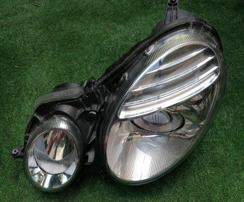 LAMPA ЛЕВА MERCEDES W211 LIFT