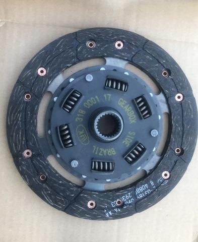 Сцепление, диск сцепления VW Garbus 180мм