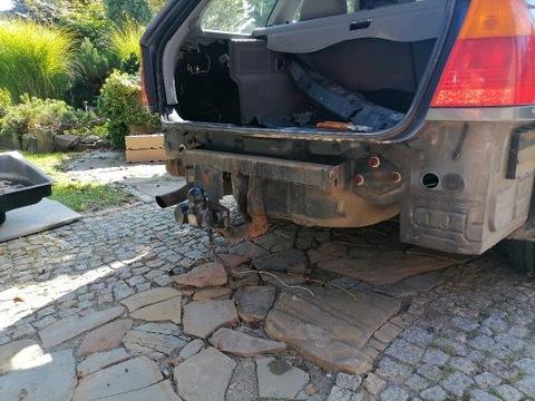 BARRA DE REMOLQUE BMW E46 UNIVERSAL