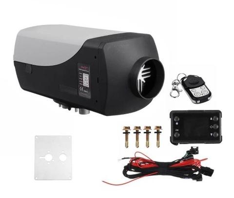 Нагреватель автомобильное 8 КВТ 12В Дизель с пультом дистанционного управления