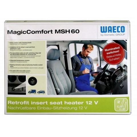 Dometic WAECO MSH 60 by Dometic 12V