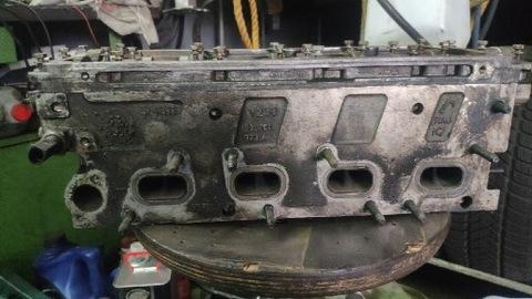 ГБЦ 1.6 TDI VW SEAT SKODA AUDI 03L103373A V230